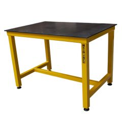 Weld Safe® ST Welding Table on Levelling Feet - 1200 x 800 x 850
