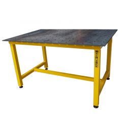 Weld Safe® EC Welding Table on Levelling Feet - 1480 x 980 x 850