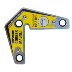 MST327 Corner Magnet Square Twin Pack