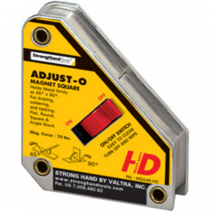 MSA48-HD Adjust-O Magnet Square