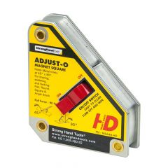 MSA46-HD Adjust-O Magnet Square