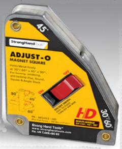 MSA53-HD Adjust-O Magnet Squar