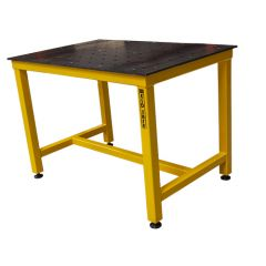 Weld Safe® EC Welding Table on Levelling Feet - 1200 x 800 x 850