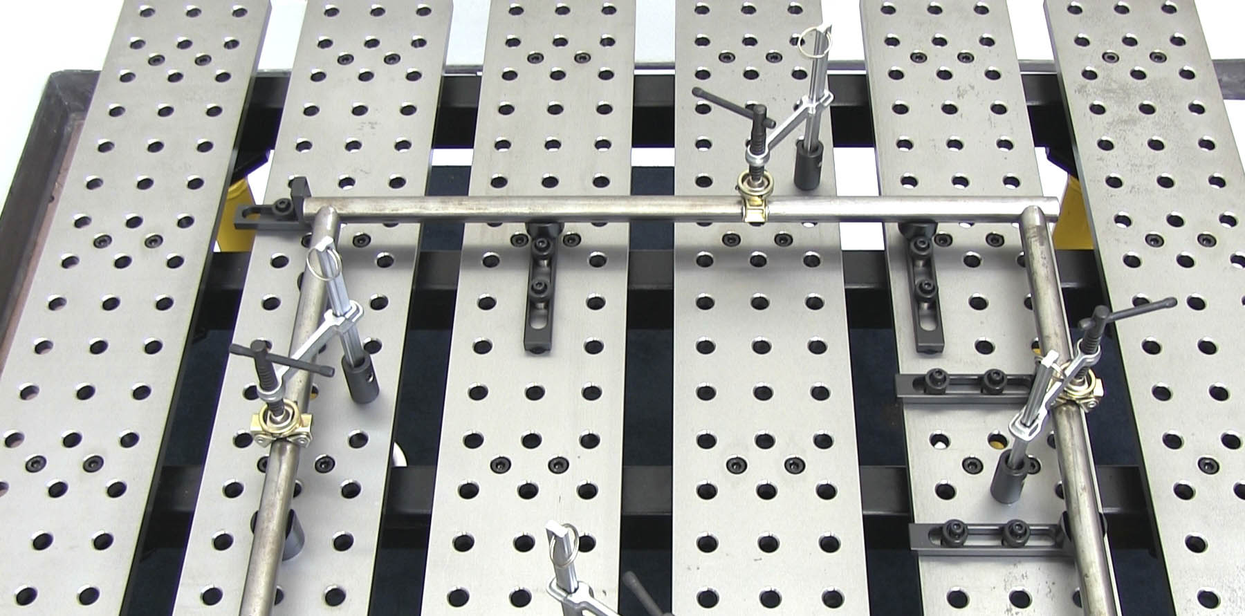 Fixture Efficiently and Fabricate Accurately