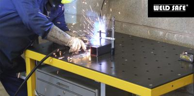 Weld Safe Welding Tables