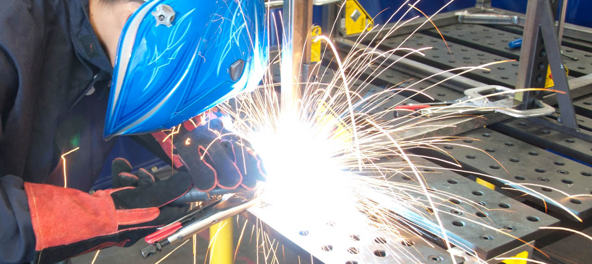 Welding Tables Direct Home Banner