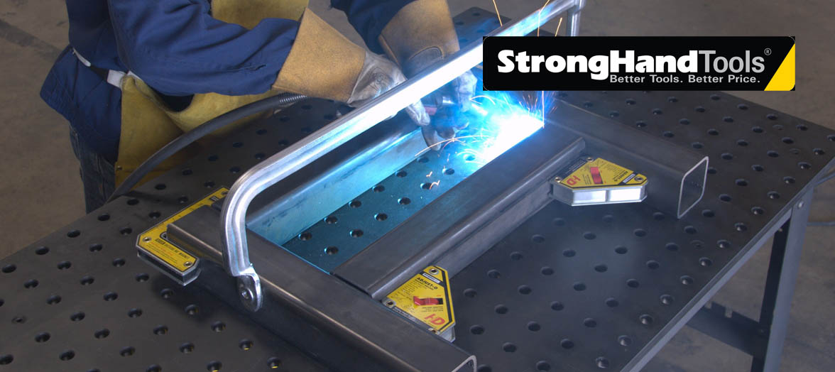 StrongHandTools Banner